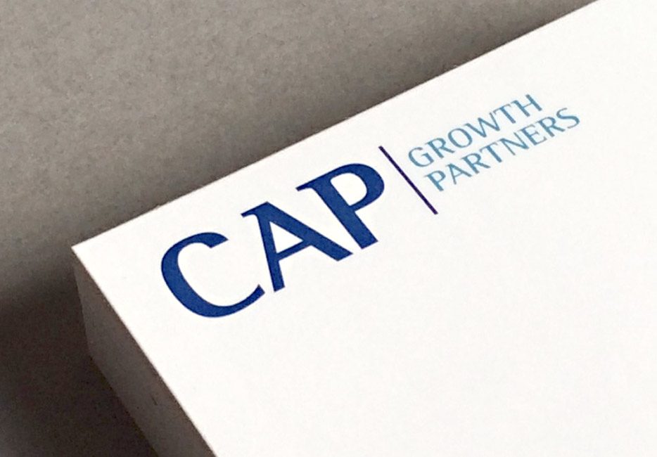 CAP business card logo